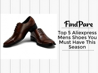 Top 5 Aliexpress Mens Shoes You Must Have This Season