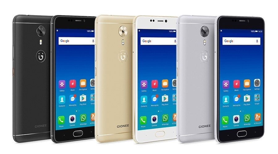 Gionee A1 Plus contain: Gionee A1 and Gionee A1 Plus
