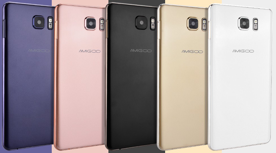 The new and Affordable Amigoo R8