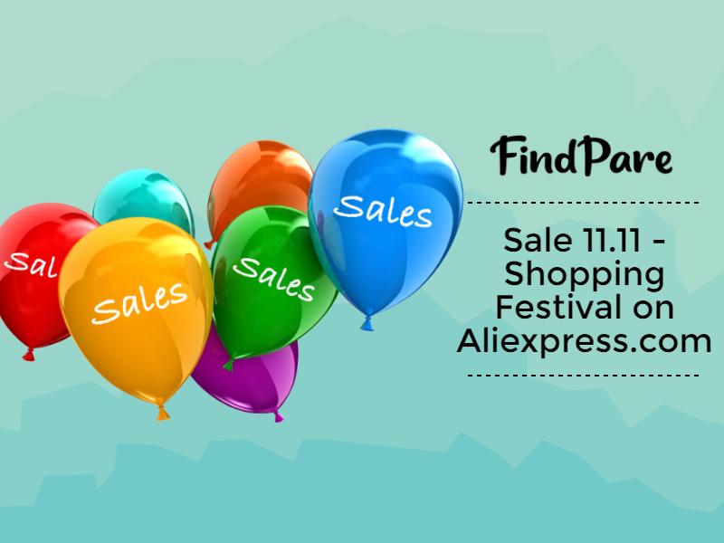 Sale 11.11 - Shopping Festival on Aliexpress.com