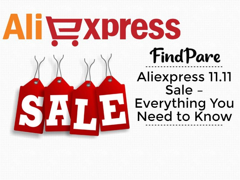 Aliexpress 11.11 Sale – Everything You Need to Know