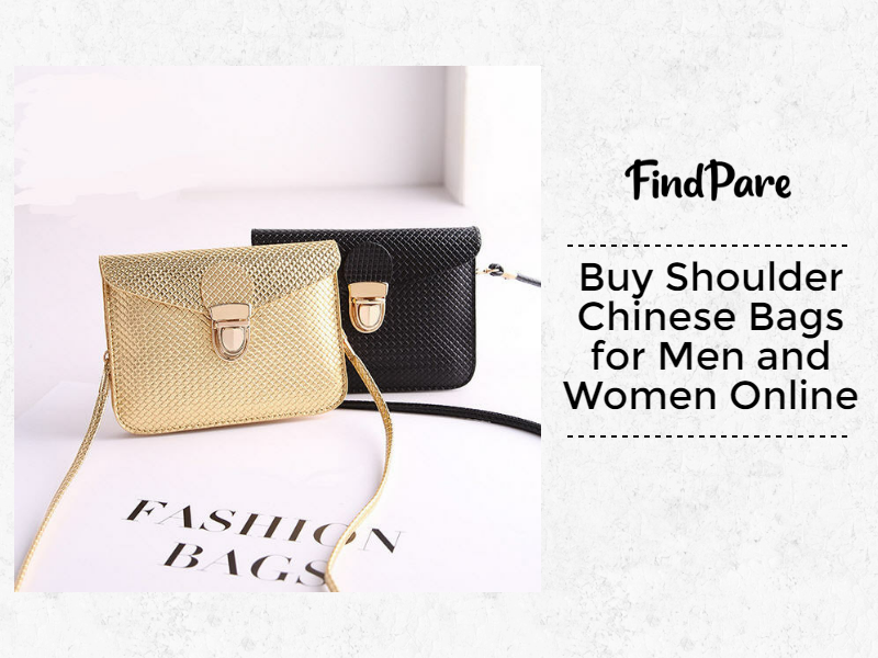 Buy Shoulder Chinese Bags for Men and Women Online