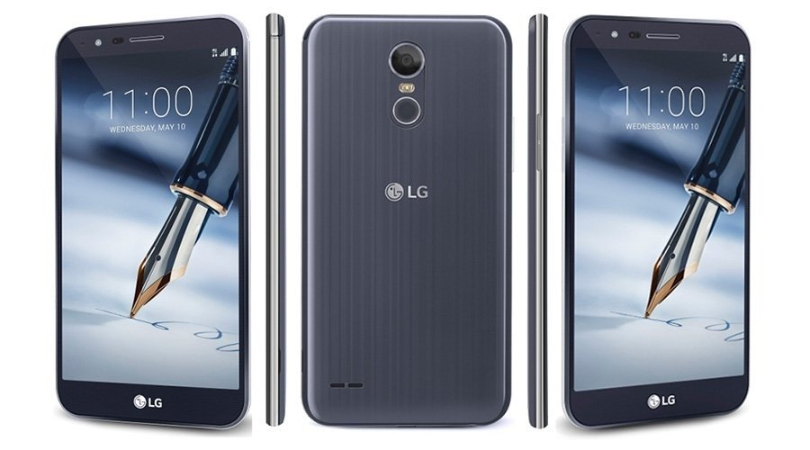 LG Stylo 3 Plus,  a very affordable and sleek LG phone