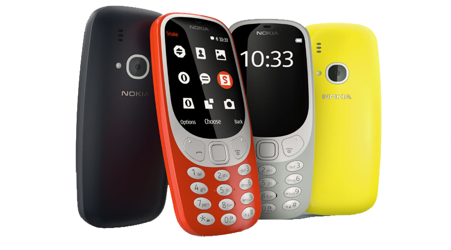 Nokia Announces Nokia 3310 again in 2017