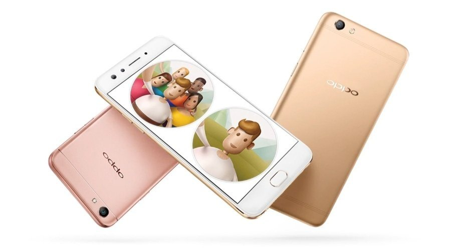 Oppo f3 plus, a  Dual Selfie Camera ‎ with your entire squad