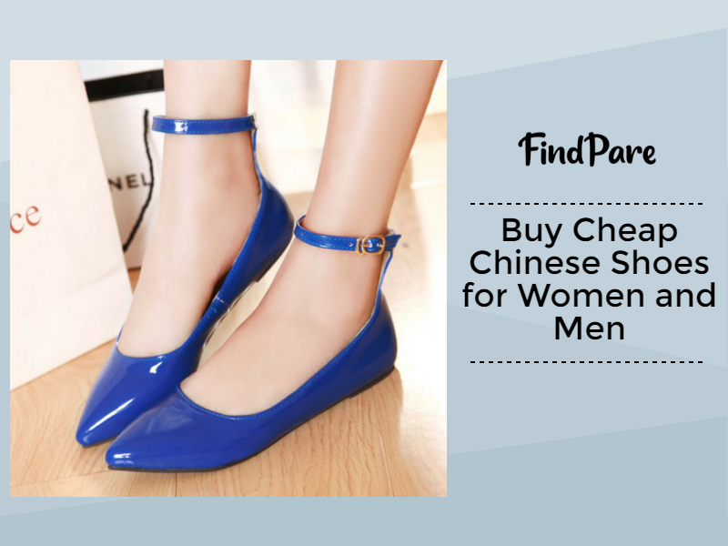 Buy Cheap Chinese Shoes for Women and Men