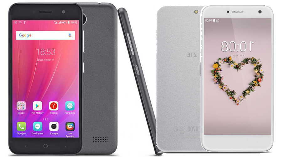 ZTE Blade A520: A Budget Smartphone in Full HD Resolution