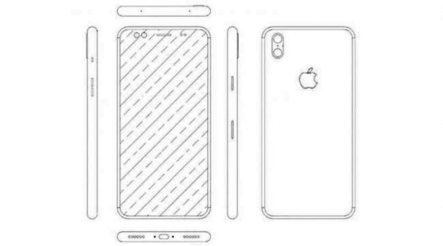 iPhone 8 Edition photos just leaked. Romurs have been surfacing online