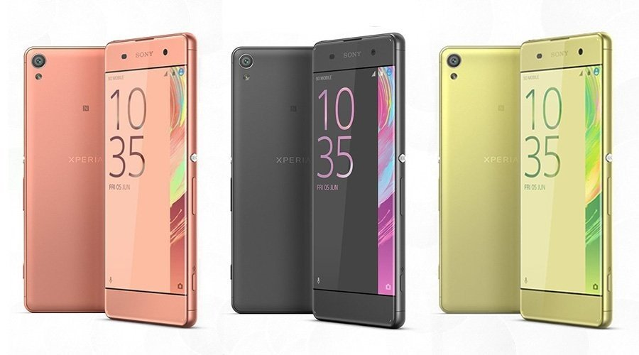 Sony Xperia XA1 is now on sale, Hong Kong experience it first