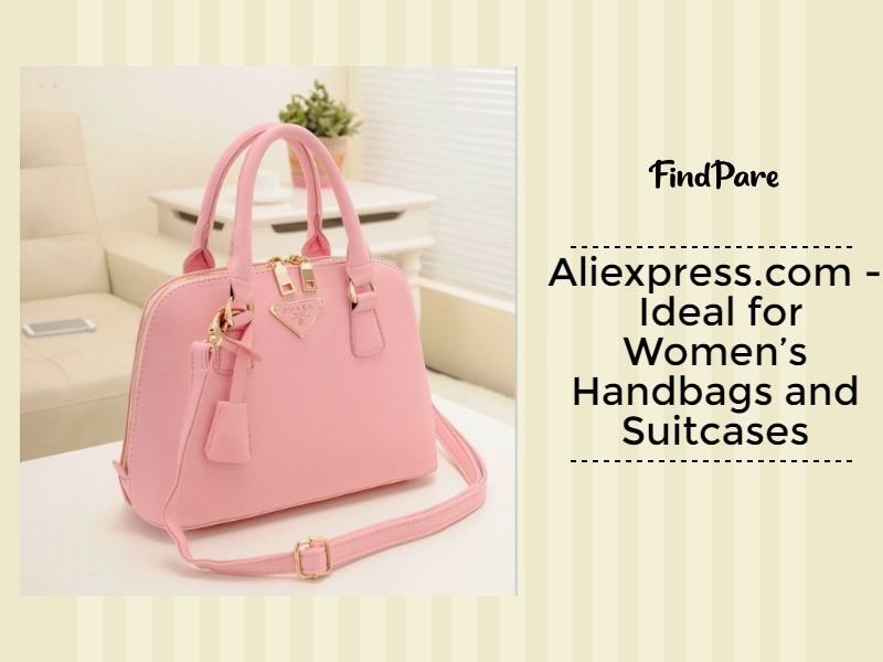 Aliexpress.com - Ideal for Women's Handbags and Suitcases