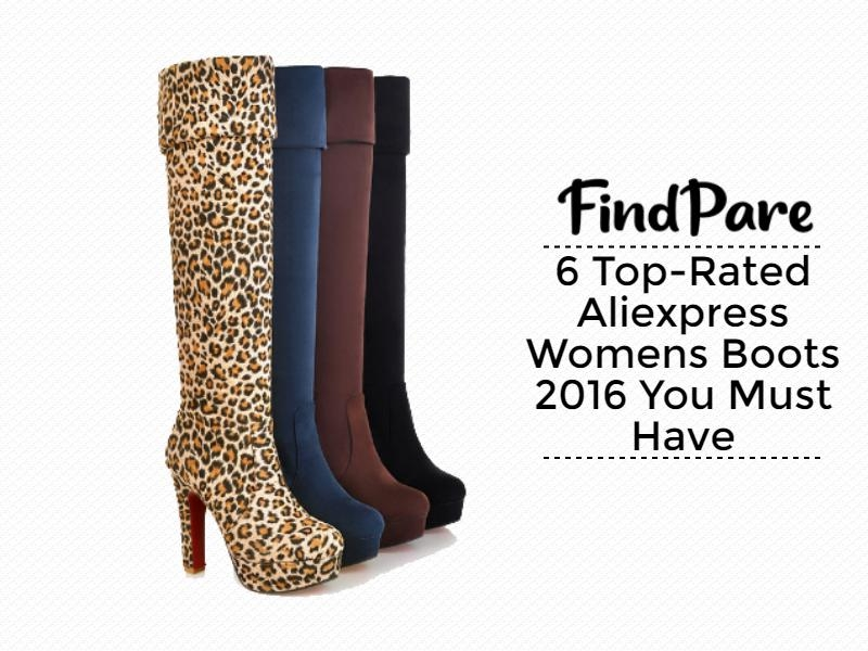 6 Top-Rated Aliexpress Womens Boots 2016 You Must Have
