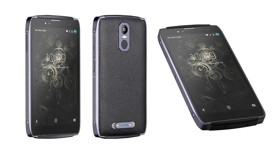 UHANS U300 4G Phablet, first IP65 Waterproof, Dustproof smartphone by the Uhans