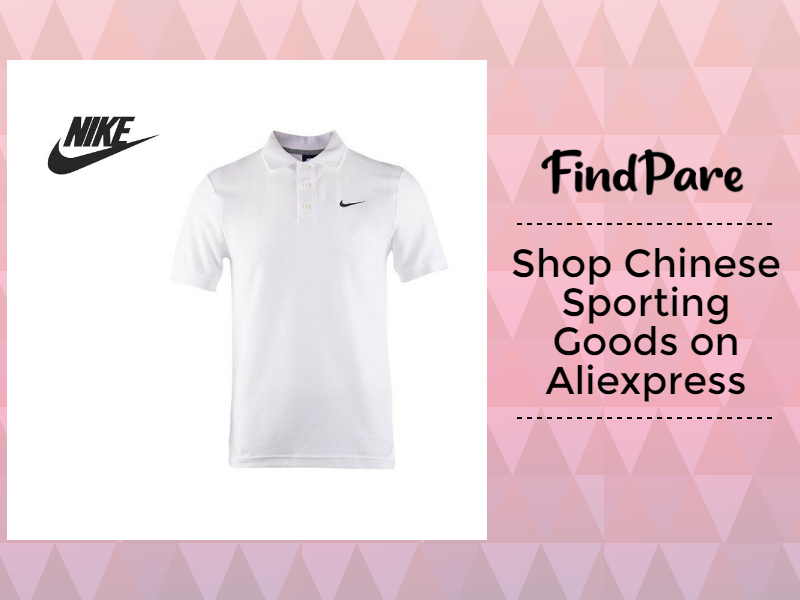 Shop Chinese Sporting Goods on Aliexpress