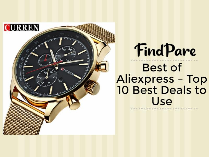 Best of Aliexpress – Top 10 Best Deals to Use