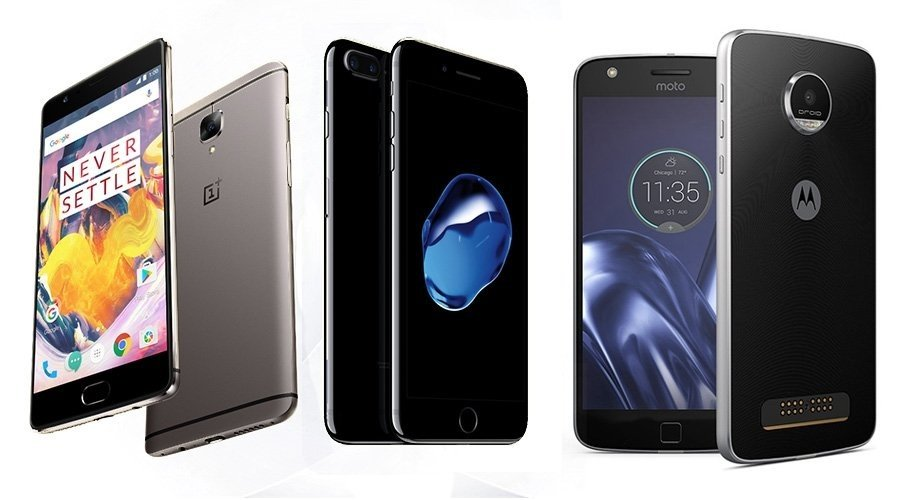 Top high performing smartphones of 2017 So Far