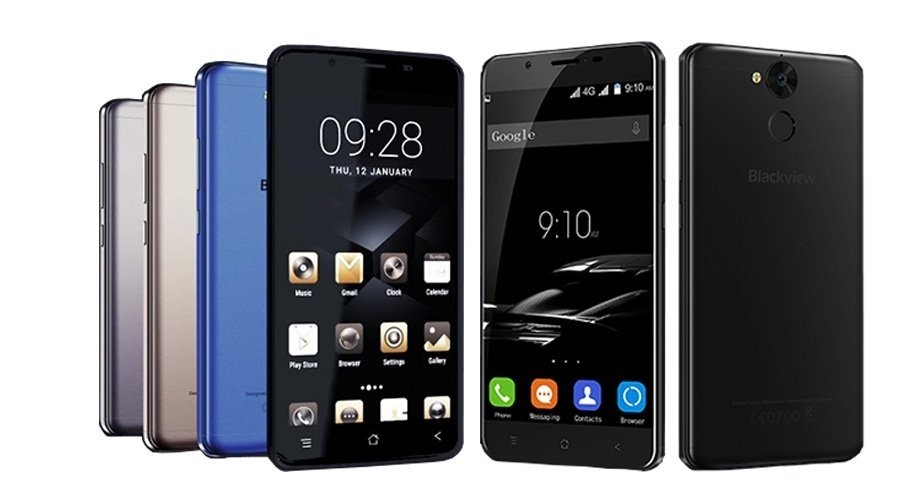 Blackview P2  phone super fast charge technology and specifications