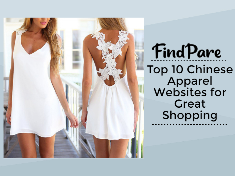 Top 10 Chinese Apparel Websites for Great Shopping