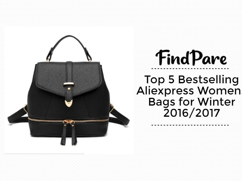 Top 5 Bestselling Aliexpress Womens Bags for Winter 2016/2017