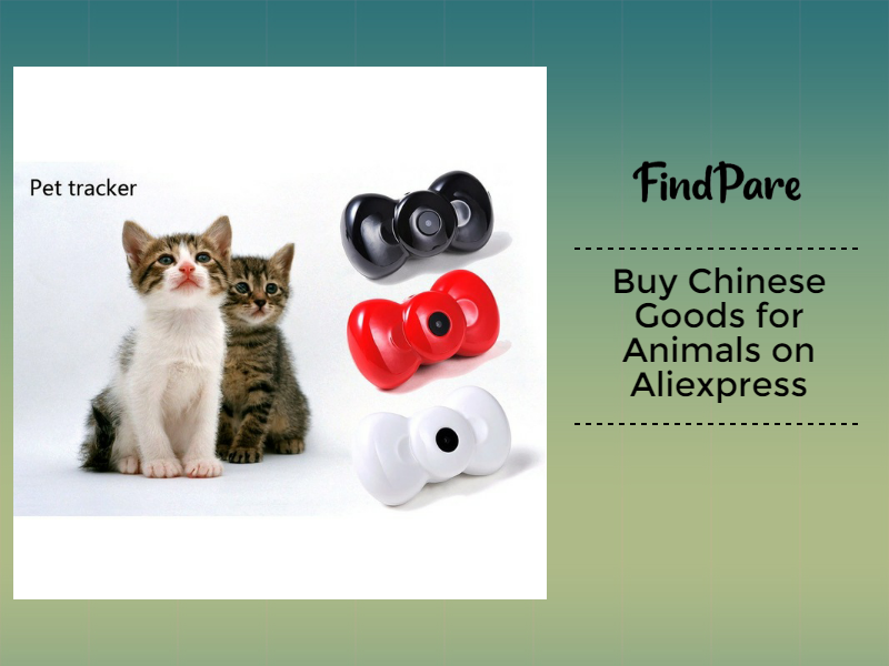 Buy Chinese Goods for Animals on Aliexpress
