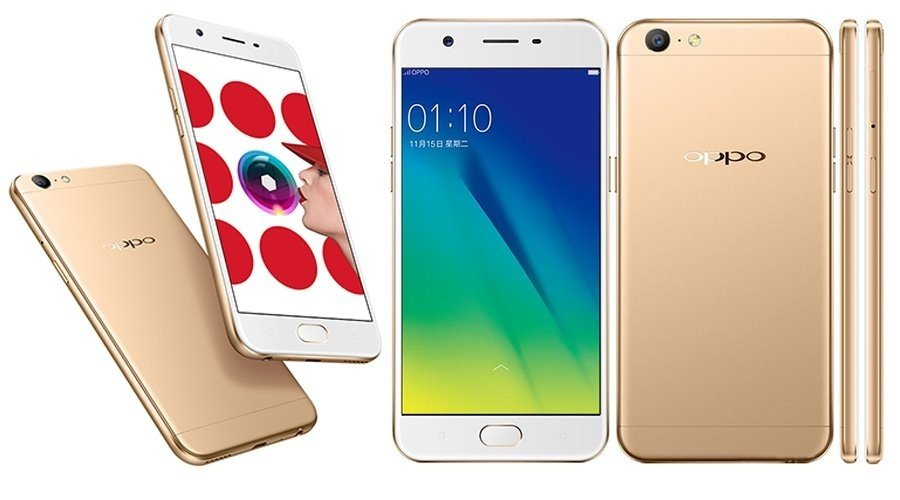 Oppo A57: A budget smartphone for those who want to take a selfie.