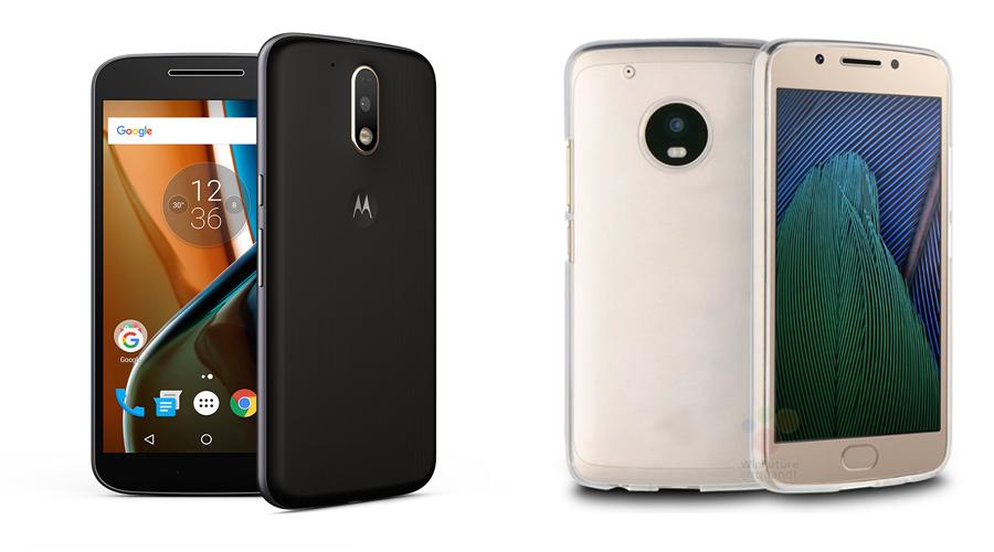 Motorola Moto G5 vs. Moto G4: …What's So, New?