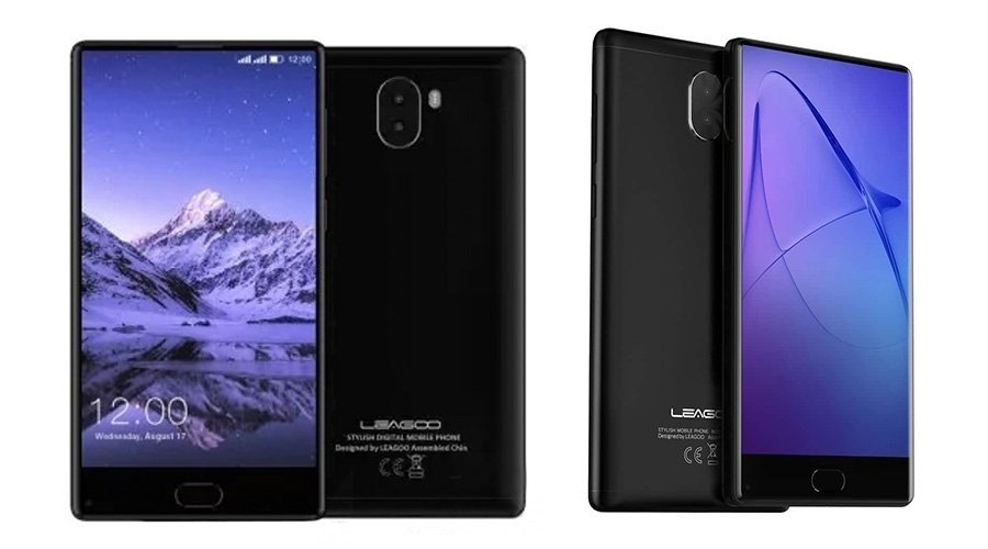 Leagoo KIICAA Mix:Bezel-less Smartphone with Dual Camera