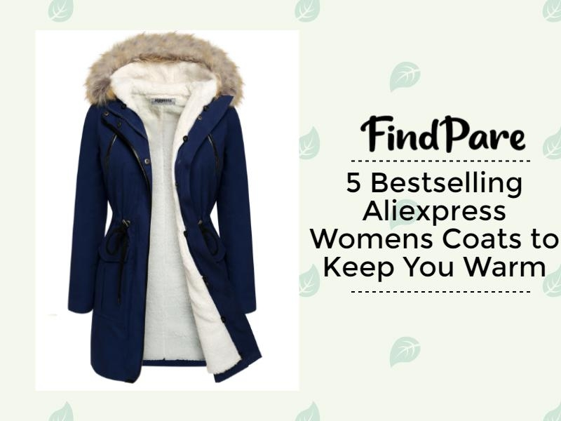 5 Bestselling Aliexpress Womens Coats 2016 to Keep You Warm