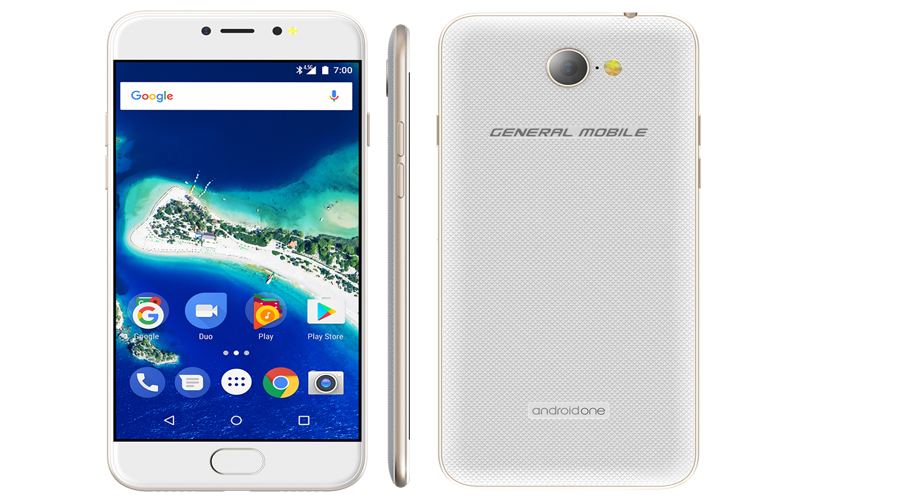 General Mobile GM 6: The Newest Android One Phone