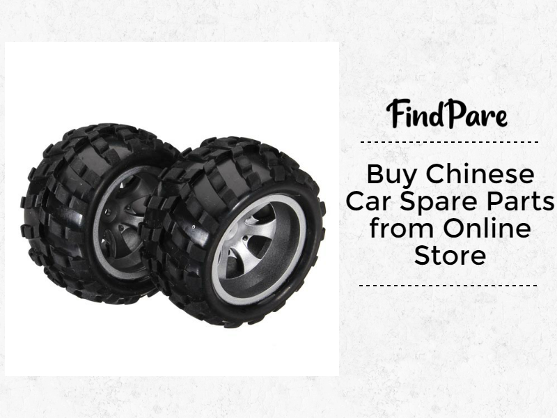 Buy Chinese Car Spare Parts from Online Store