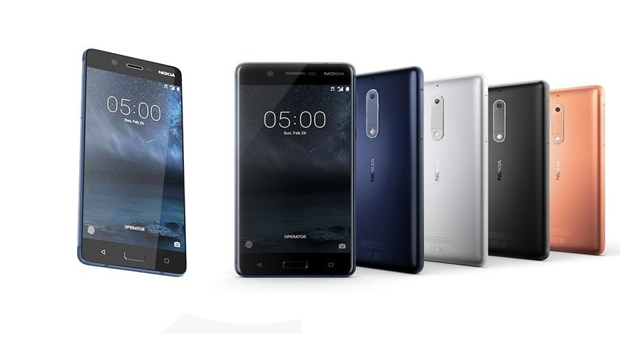 Nokia 5, new nokia brand for smartphone overview + specification and features