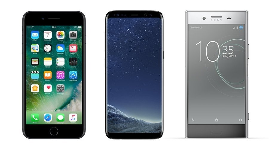 Top Smartphone Sales in June 2017:Samsung S8, S8 Plus Rules the Market