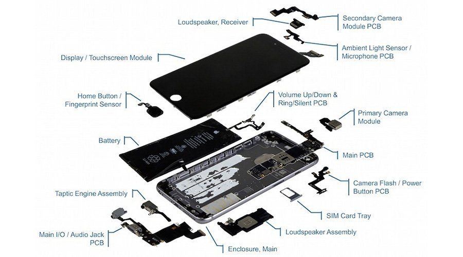 Build your own iPhone? This guy did and the final product is spot on!