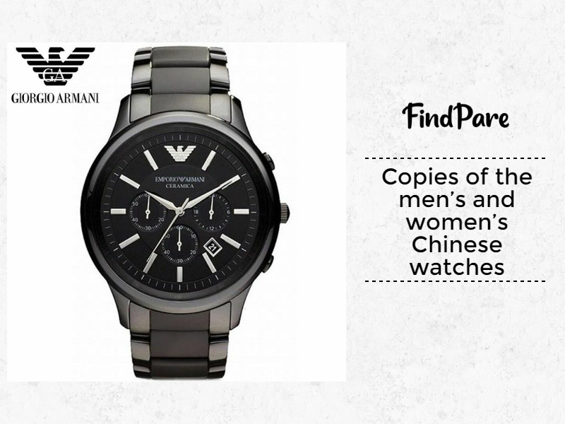 Buy copies of the men's and women's Chinese watches