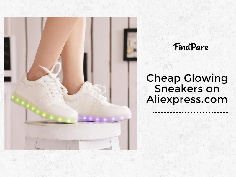 Cheap Glowing Sneakers on Aliexpress.com