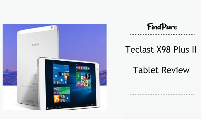 Teclast X98 Plus II Review