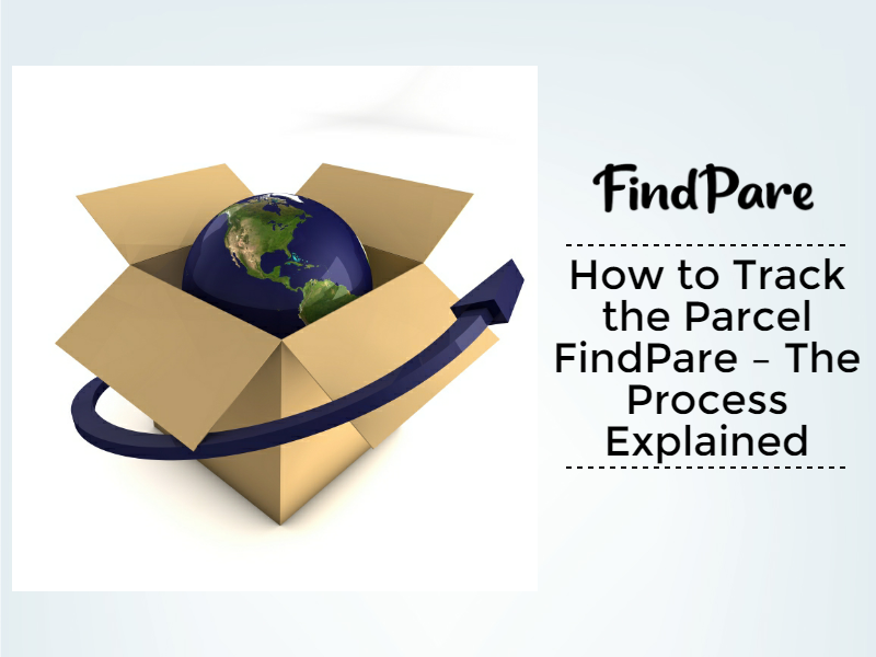 How to Track the Parcel FindPare – The Process Explained