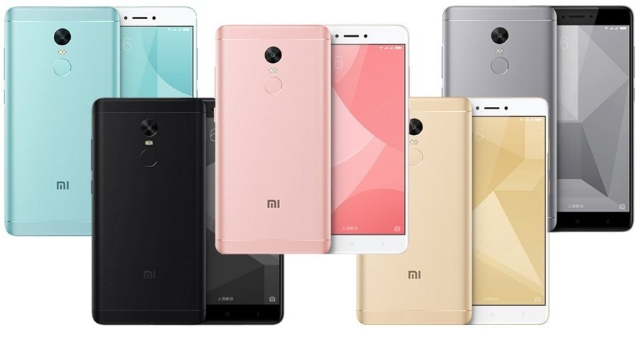 Xiaomi Redmi 4X, released March 2017 specification and features