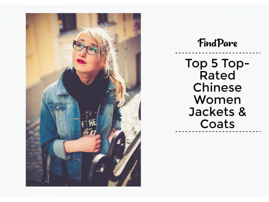 Top 5 Top-Rated Chinese Women Jackets & Coats