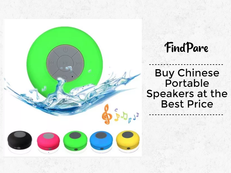 Buy Cheap Chinese Portable Speakers