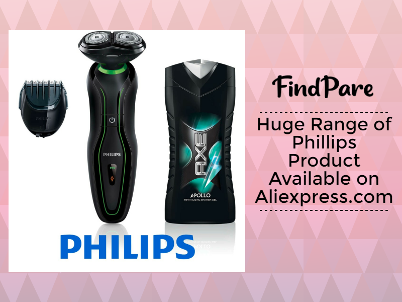 Huge Range of Phillips Products Available on Aliexpress.com
