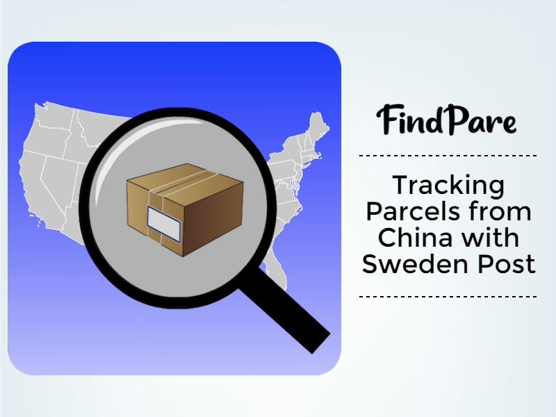 Tracking Parcels from China with Sweden Post