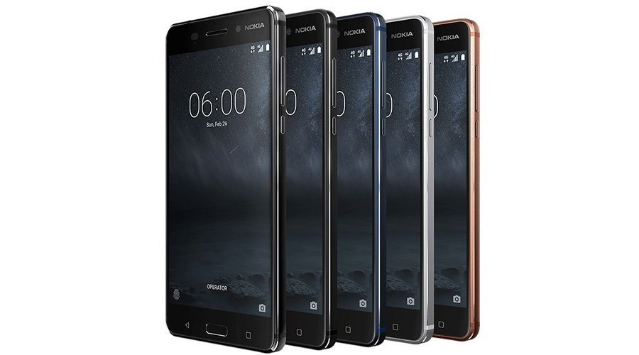 Nokia 6: One of Nokia's first products  in an Android experience