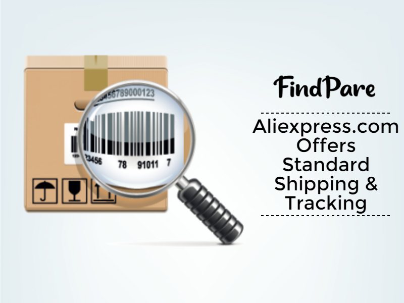 Aliexpress.com Offers Standard Shipping & Tracking