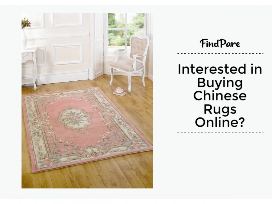Interested in Buying Chinese Rugs Online