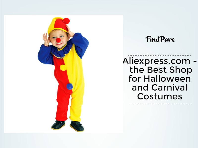 Aliexpress.com - the Best Shop for Halloween and Carnival Costumes