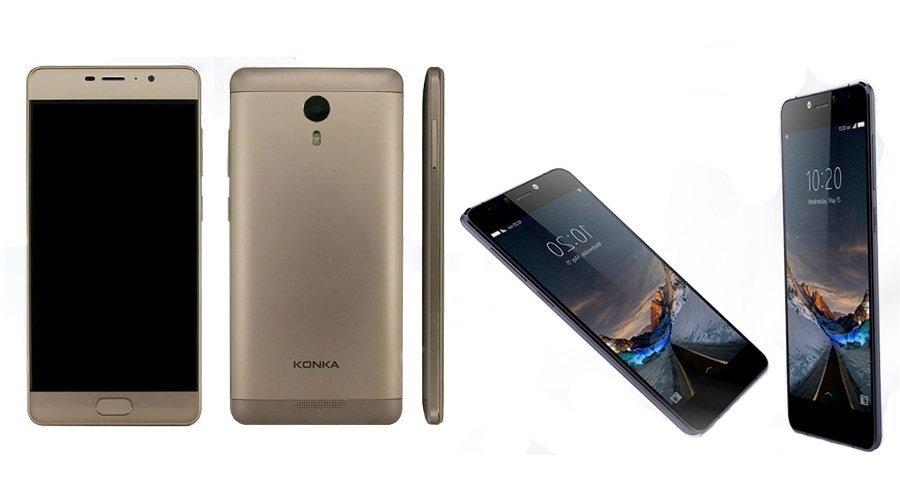 KONKA E2  latest Konka Smartphone that released last 10th march 2017
