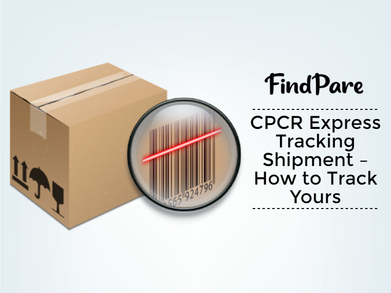 CPCR Express Tracking Shipment – How to Track Yours