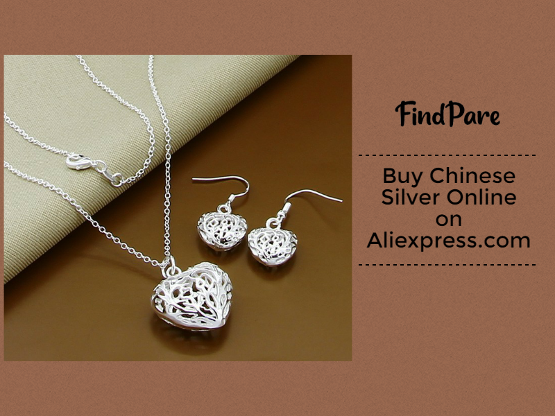 Buy Chinese Silver Online on Aliexpress.com