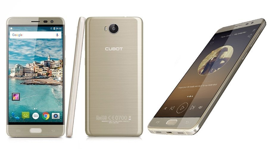 Cubot Cheetah 2, run like the cheetah ; specification and features