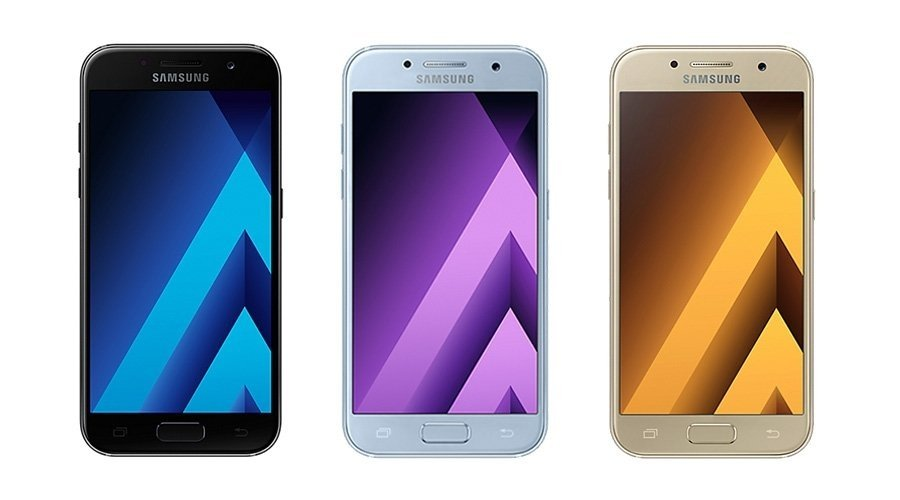 Samsung Galaxy A3 2017, overview + specification and features
